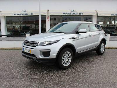 usado Land Rover Range Rover evoque 2.0 TD4 PURE