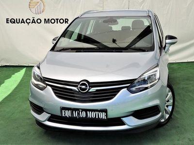 usado Opel Zafira 1.6CDT-i Innovation Connect 7Lug.