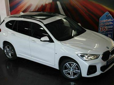usado BMW X1 16 D SDrive Auto Pack M   TETO   LED   GPS   CÂMARA