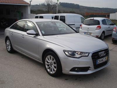 usado Audi A6 3.0 TDi V6 quattro S tronic (204cv) (4p)