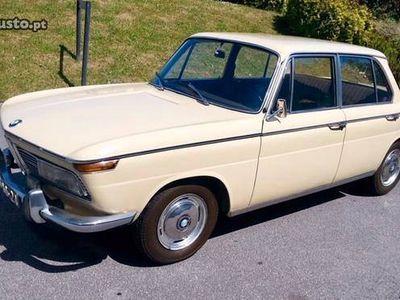 usado BMW 2000 4portas 1968