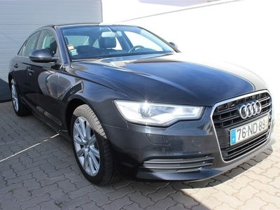 usado Audi A6 2.0 TDi Multitronic Business Line (177cv) (4p)