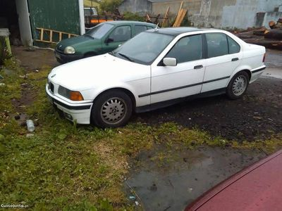 usado BMW 316 1,6 - 93