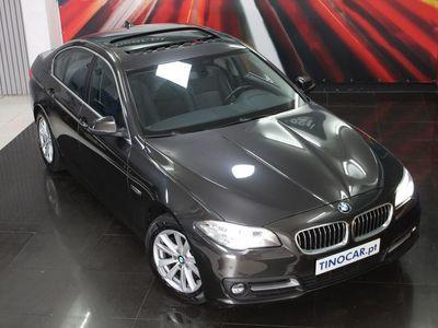 usado BMW 520 D Line Luxury Auto   GPS   Bixenón