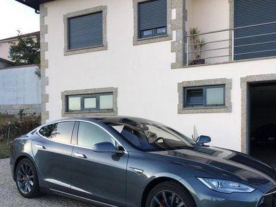 usado Tesla Model S P85 421 CV