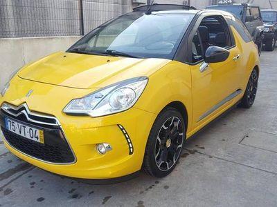 usado Citroën DS3 Cabriolet 155 Cv THP