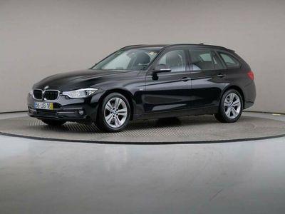 usado BMW 320 3 Serie D Touring Line Sport