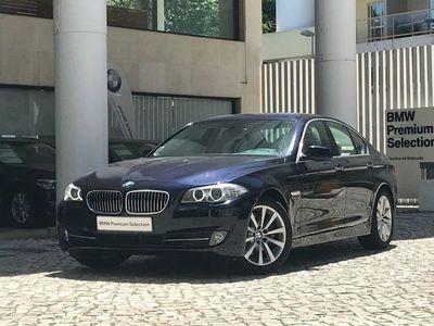 usado BMW 520 Serie 5 d Auto 2011