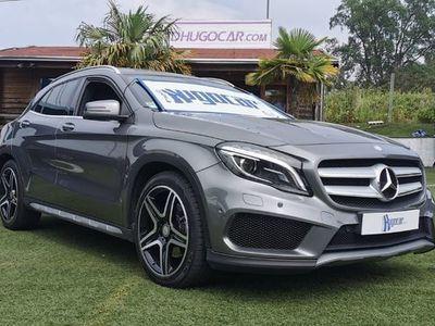 usado Mercedes GLA220 AMG (2.2 cdi -177)