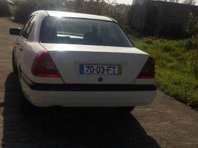 usado Mercedes C200 D -