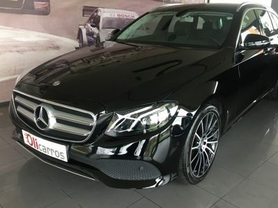 usado Mercedes E220 ClasseAVANTGARDE+ AUT.