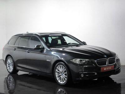 usado BMW 520 D Touring Luxury Line