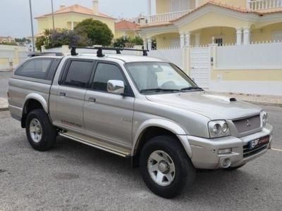 usado Mitsubishi L200 Strakar Elegance