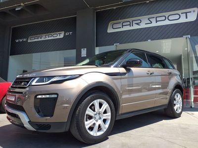 used Land Rover Range Rover evoque 2.0 ed4 Dinamic