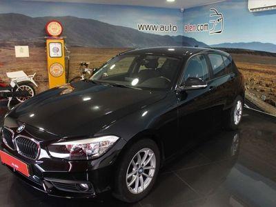 usado BMW 116 D Eficient Dynamic Novo modelo