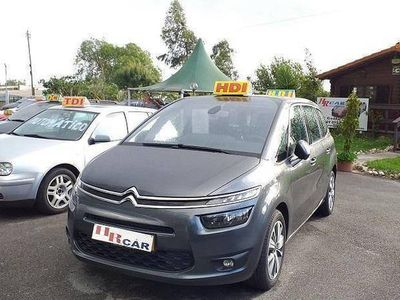 gebraucht Citroën Grand C4 Picasso 1.6 HDI 120 cv