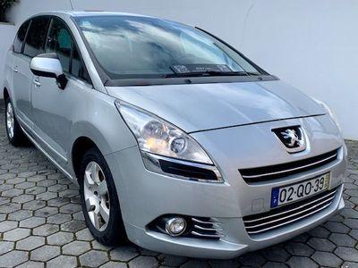 usado Peugeot 5008 1.6 Hdi Allure 115cv