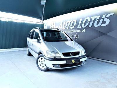 usado Opel Zafira 2.0 DTI ELEGANCE 7lug