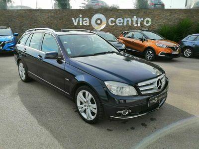 usado Mercedes C220 STATION CDI BLUE EFFICIENCY AVANTGARDE C/GPS