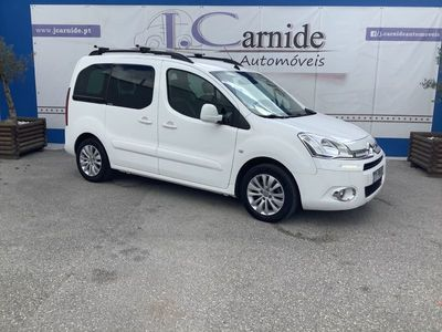 usado Citroën Berlingo 1.6 HDI EXCLUSIVE AUTO