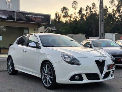 usado Alfa Romeo Giulietta 1.6 JTD-M Distinctive