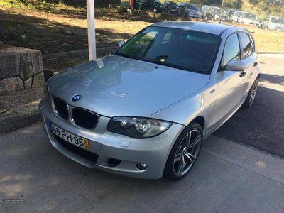 usado BMW 118 d CONFORT - 07