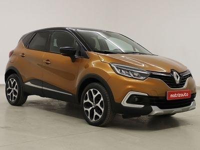 gebraucht Renault Captur 1.5 dCi Exclusive