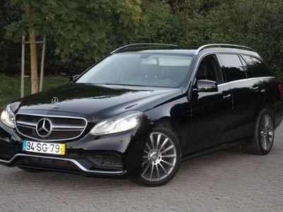 usado Mercedes E200 CDi Classic BE