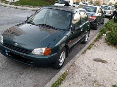 usado Toyota Starlet 1.3 16 v - 98