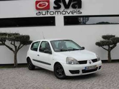 usado Renault Clio Gasóleo