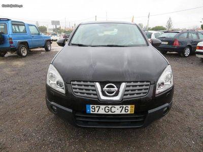 brugt Nissan Qashqai 1.5 dci 5 lugares