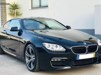 usado BMW 640 d Coupê pack M