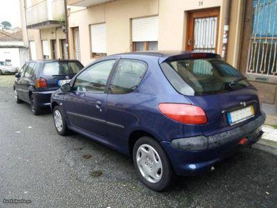 brugt Peugeot 206 1.9 D