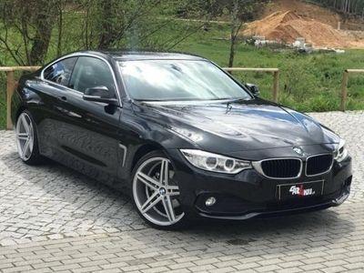 usado BMW 420 D Coupé Line Sport