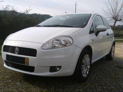 usado Fiat Grande Punto Comercial VAN