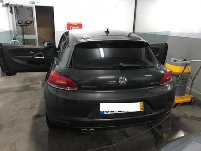 usado VW Scirocco TDI