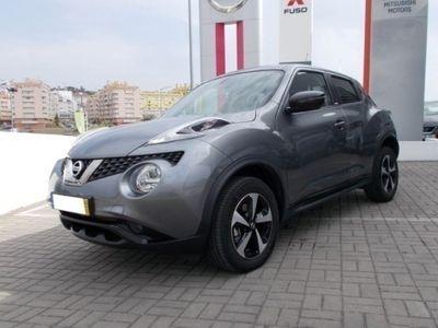 brugt Nissan Juke 1.5 dci Bose Edition