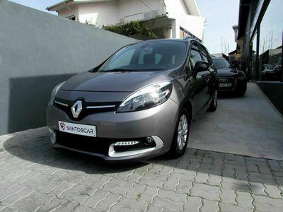 usado Renault Grand Scénic 1.5 dCi Limited Edition 7 Lugares