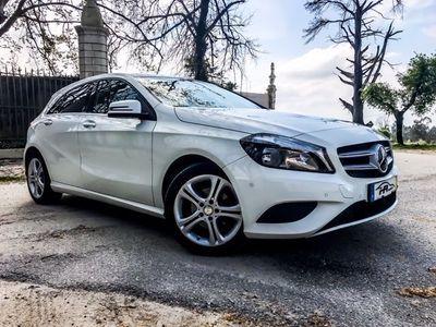usado Mercedes A180 Edition 100mil/km