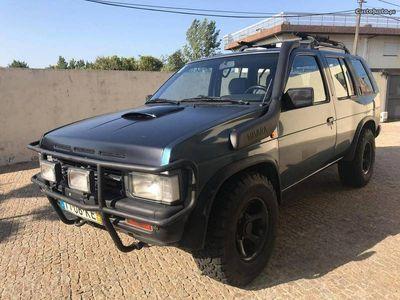 usado Nissan Terrano 2.7 turbo Intercooler I