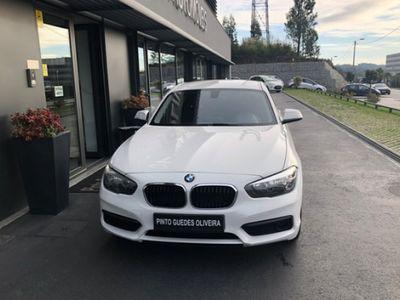 usado BMW 116 Série 1 d Line Sport Auto (116cv) (5p)