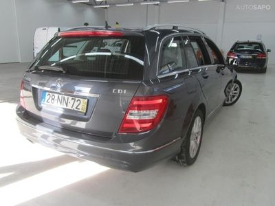 usado Mercedes C200 ClasseCDi Fleet Pack II BE Aut.