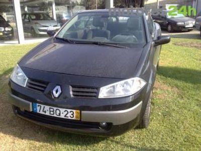 usado Renault Mégane Cabriolet Dynamique 1.9Dci