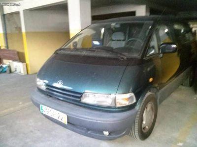 usado Toyota Previa GL - 96