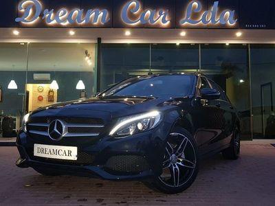 używany Mercedes C200 Blue Tec Avantgard