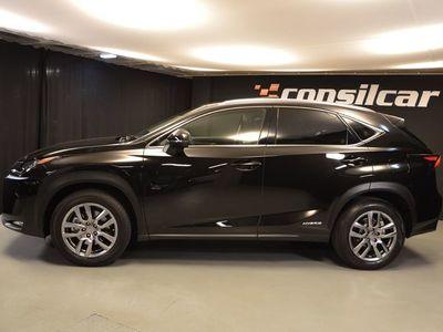 usado Lexus NX300h 4WD Auto Luxury Plus Navi