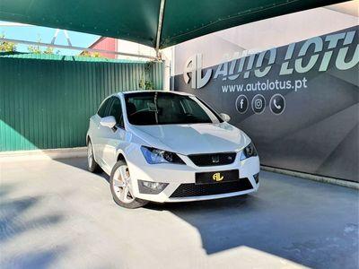 usado Seat Ibiza SC 1.6 TDI FR T/Panoramico