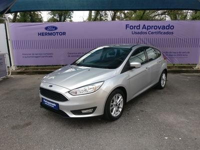 gebraucht Ford Focus 1.5 TDCi E6 Trend+