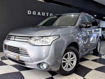 usado Mitsubishi Outlander 2.0 PHEV Instyle Navi 2014 - HÍBRIDO