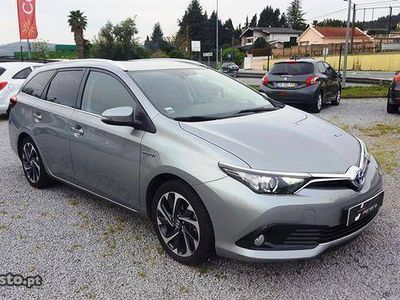 brugt Toyota Auris 1.8HYBRID Pack Sport